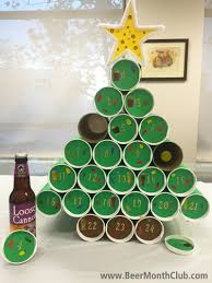 diy craft beer advent calendar beer advent calendar advent