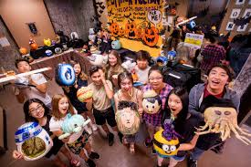 incredibly artistic halloween pumpkins by ocsa students on auction