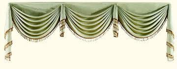 cenefas de tela para cortinas cenefa lujo para cortinas de la ventana tratamiento personalizado