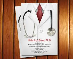 doctor graduation invitation dr graduation announcement
