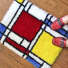 How To Make My Own Rug Best 25 Latch Hook Rugs Ideas On Pinterest Diy Rugs Rag Rugs