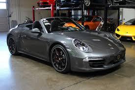 2013 porsche 911 4s cabriolet 2013 porsche 911 4s san francisco sports cars