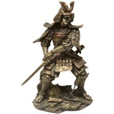 statues samurai statues and statues by