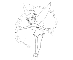 tinkerbell friends coloring book umpages bebo pandco