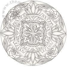 527 art mandala images coloring books
