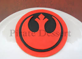 wars edible image wars edible cake topper rebel alliance logo wars