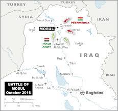 Iraq On World Map Schlacht Um Mossul U2013 Wikipedia