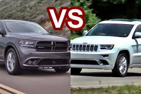 jeep grand or dodge durango benim otomobilim 2015 dodge durango vs 2015 jeep grand