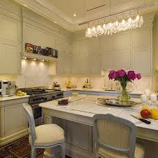 Kitchen Chandelier Lighting Kitchen Chandelier Design Ideas