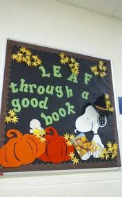 67 best bulletin boards fall autumn images on