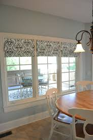 Roman Shades And Valances No Sew All Faux Roman Shade Evolution Of Style