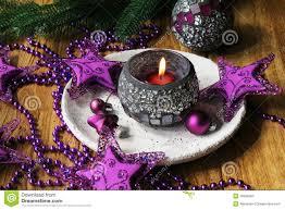 Christmas Table Decoration Purple by Purple Christmas Decorations Christmas Lights Decoration