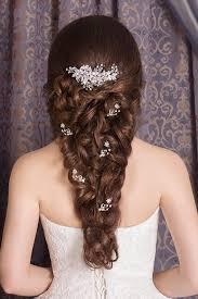 Hochsteckfrisurenen Lange Haare Konfirmation by Hochsteckfrisuren