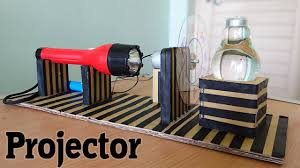 6 Real Work From Home How To Make A Projector Using Bulb At Home Youtube