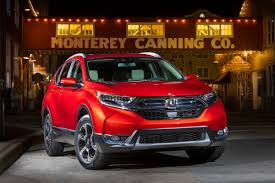 crossover honda america u0027s best selling suvs and crossovers through 2017 q3