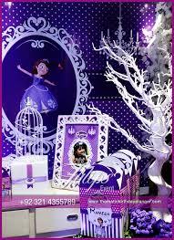 sofia the birthday disney sofia birthday theme decoration ideas in pakistan