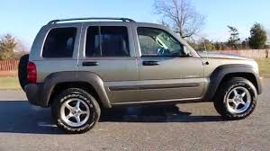 jeep liberty 2004 for sale 2004 jeep liberty sport for sale heated seats moon roof custom