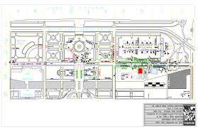 La Salle Campus Map The Chicago Marathon Map