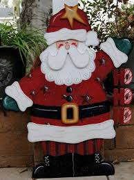Christmas Yard Decorations On Pinterest by Wooden Christmas Yard Decorations Christmas Decorations