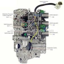 atx 4f27e fn4ael gearbox valve body automatic transmission control