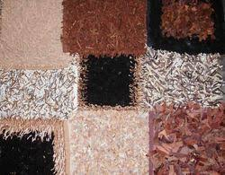 Leather Shag Rug Rugs Polyester Shaggy Rugs Manufacturer From Bhadohi