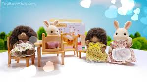 Calico Critters Bathroom Set Marvelous Sylvanian Families Dining Room Set Pictures Best