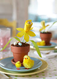hello wonderful 10 easy easter table crafts for kids