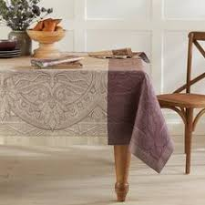 Williams Sonoma Table Linens - provence tablecloth white 70