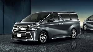 mpv toyota toyota vellfire 3rd generation mpv photo gallery between the axles
