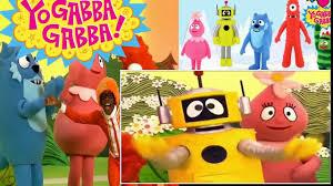 yo gabba gabba season 1 episode 14 christmas video dailymotion