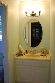 bathroom cabinets lighted bathroom wall mirror frameless