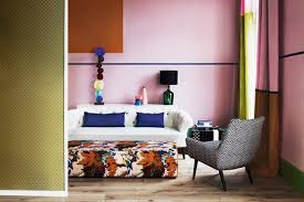 mix u0026 match wall paint colour ideas houseandgarden co uk