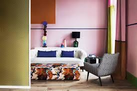 mix u0026 match wall paint colour ideas houseandgarden co uk