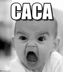 Meme Caca - caca angry baby meme on memegen