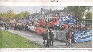 Pressebericht Polizei Rastatt Baden Baden Presseberichte Rössle Schachmatt Kampagne Gegen Das Nazizentrum