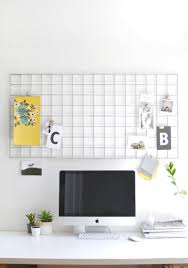 Home Office Design Board by Diy Diy Memo Board Simple Diy And Dorm Room