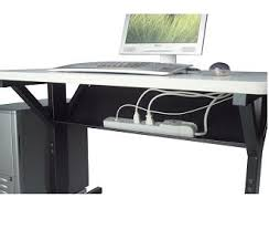 student desks computer tables
