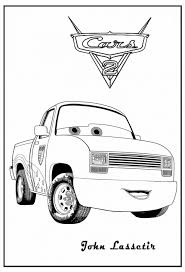film cars coloring book mater coloring pages lightning mcqueen