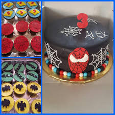 junior is a diehard spiderman fan sugar lily cake studio