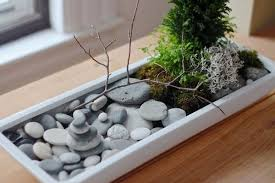Diy Japanese Rock Garden Diy Tabletop Zen Garden Ideas Elements Mini Rock Garden Moss