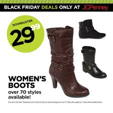 womens boots on sale jcpenney jcpenney black friday deal unwrap our savings like