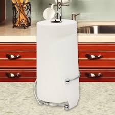 rubbermaid 14 in plastic paper towel holder in white fg2364rqwht