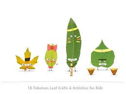 Craft Activities For Kids Leaves U2013 18 Leaf Crafts U0026 Activities For Kids 3
