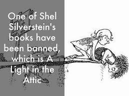 Light In The Attic Book The Journey Of Shel Silverstein By Sadie Slattery