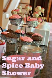 sugar and spice and everything baby shower sugar and spice baby shower planning tips and decor family focus