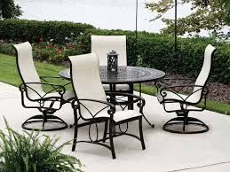 Alumont Patio Furniture by Alu Mont Edgewood Dining