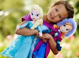dhl free sale 50cm children dolls princess frozen elsa
