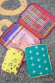 7 organizer sewing patterns for supplies