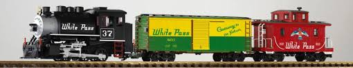 g scale trains sets track accessories