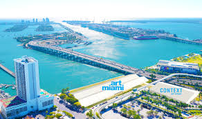Miami On Map by Art Miami Practical Information